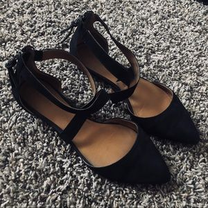 Caslon Shoes - Caslon strappy pointes toe flats